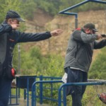как стрелять угонные